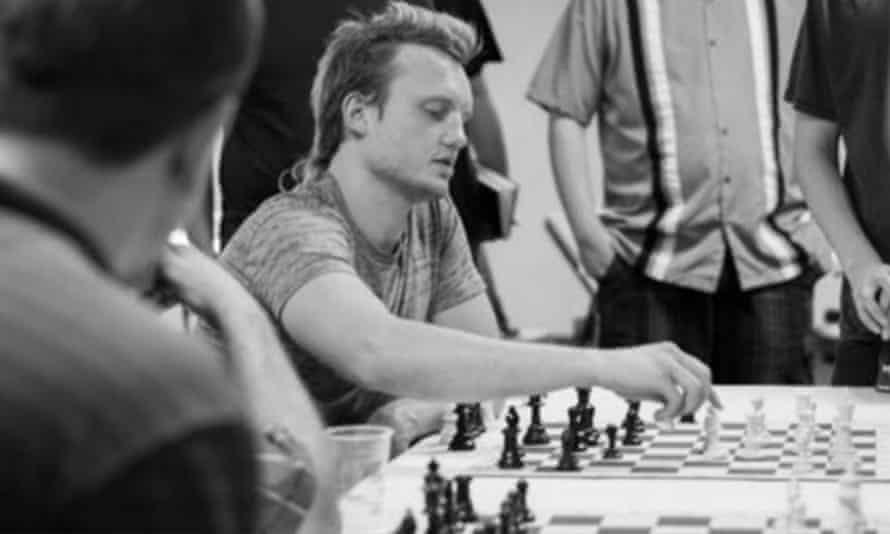 Chess grandmaster Timur Gareyev in 2015