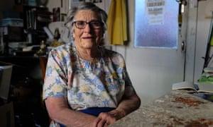 Norma Flack pour Jessica Friedman pièce après les feux de brousse
