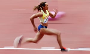 Jessica Ennis-Hill has been performing impressively on her return to competitive action.