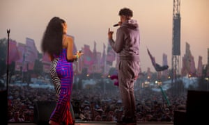 Jorja Smith with Special Guest AJ Tracey in West Holts.