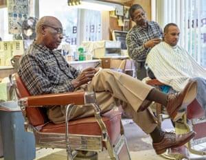 Gene's Barbershop, Greensboro