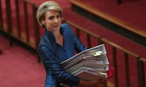 Michaelia Cash was the employment minister in October 2017 when police raided the AWU office. Cash said her office was not responsible for tipping off the media about the raids, but was later forced to correct her evidence.
