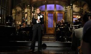 Jennifer Lopez on Saturday Night Live