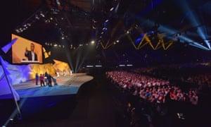 The BBC's Grand Debate at Wembley Arena