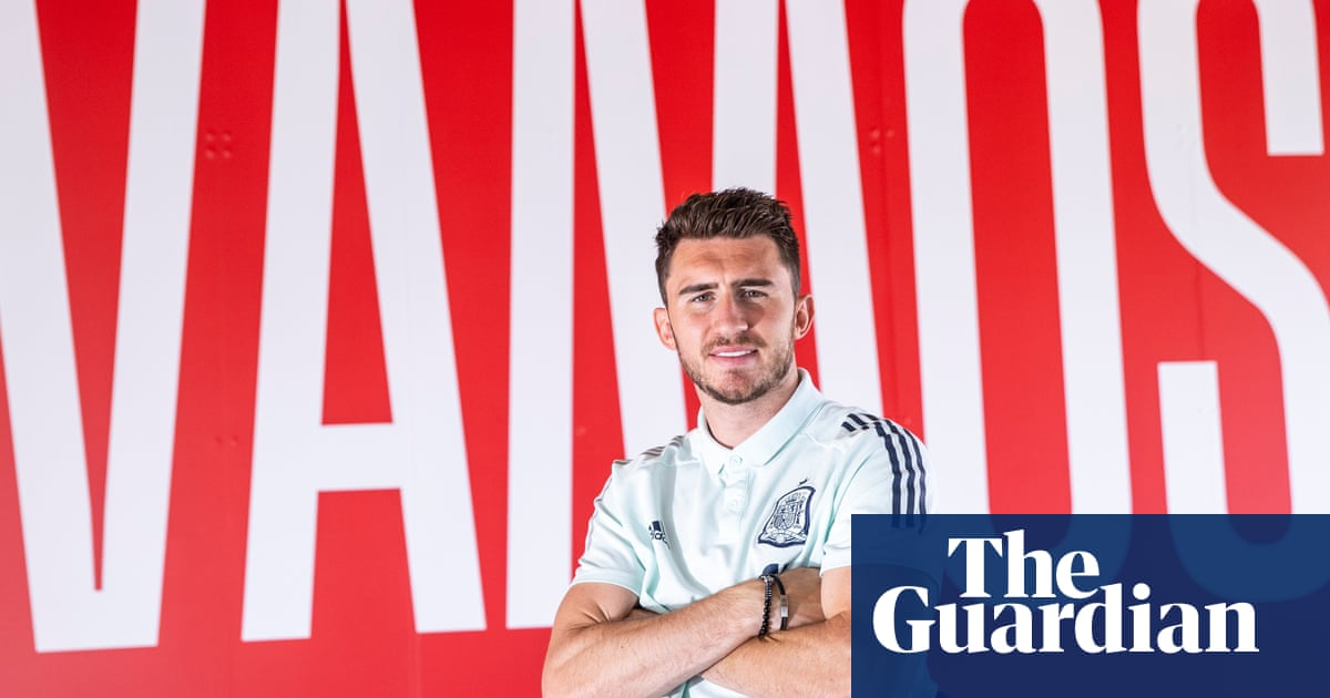 Spain's Aymeric Laporte: 'People can say what they want, I don't care. I'm here'