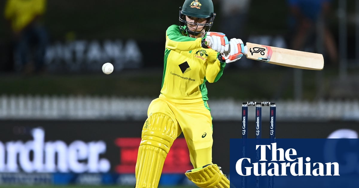 Australia's Ash Gardner scythes through New Zealand in first T20 international – The Guardian