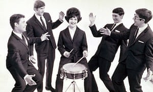 Honey Lantree and the Honeycombs in 1964, the year they had a No 1 hit with Have I the Right.