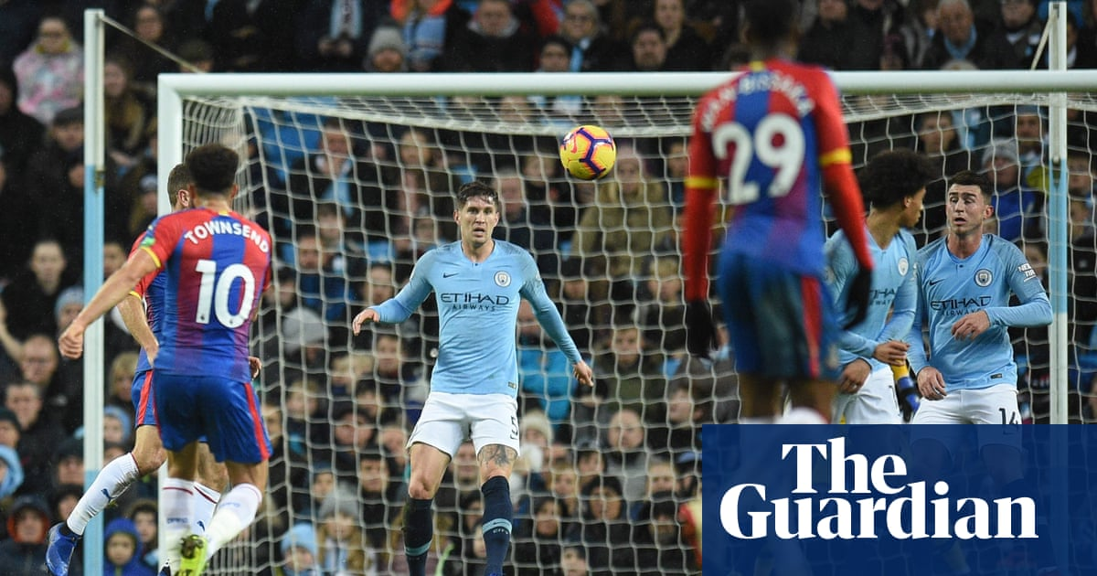 Crystal Palace the away-day kings target another scalp at Tottenham | Dominic Fifield