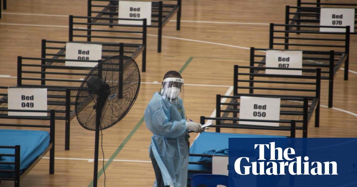 Mass burial to relieve overflowing Papua New Guinea morgue as Covid cases surge