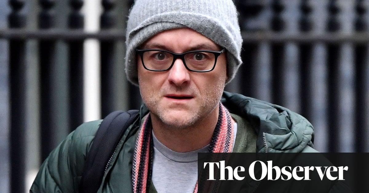 2517 - Dominic Cummings warned over civil service shake-up plan   Politics