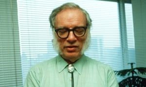 Isaac Asimov is credited with inspiring many scientists in the field of artificial intelligence.