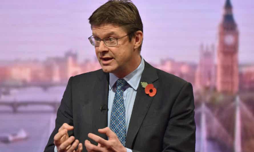 Business secretary Greg Clark on BBC1's Andrew Marr Show on Sunday