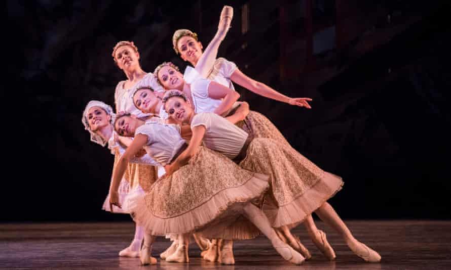 Fascinatingly inventive … Scottish Ballet's Le Baiser de la Fée.