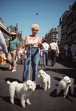 Albert Cuyp market, 1983