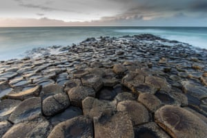 Stepping Stones, Giant's Causeway, Northern Ireland, by Nigel Bell.