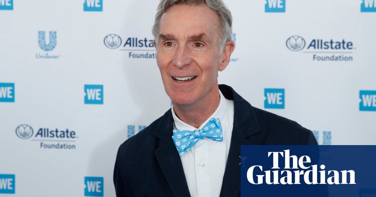 'The planet is on fucking fire': Bill Nye is getting angry about climate change