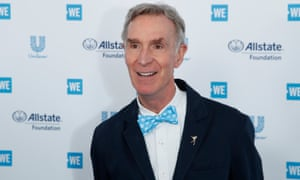 Bill Nye, beloved science educator and television personality, is getting angry about climate change.