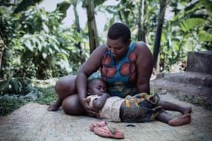 Florence, Mwurire, Rwanda.