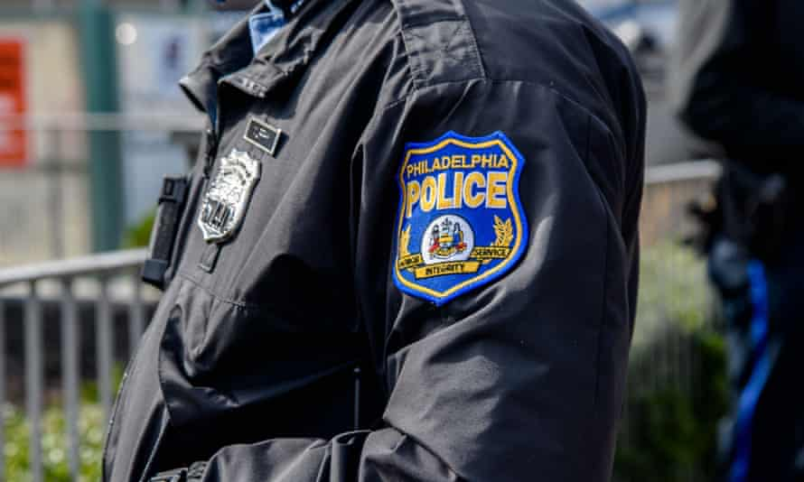 An eight-year-old girl was killed outside a high school football game near Philadelphia.
