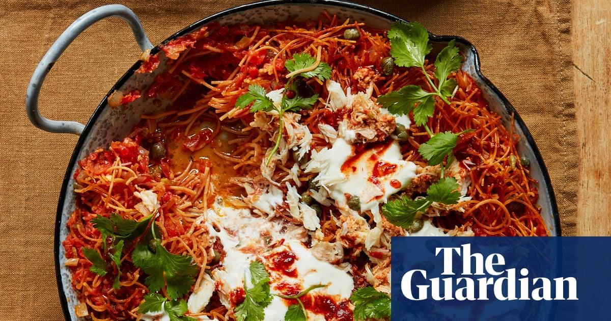 Mexican-Sicilian fusion food: Thomasina Miers' recipe for crab fideos