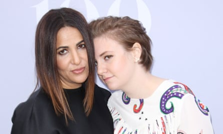 Jenni Konner and Lena Dunham, whose Lenny Letter typifies the move away from traditional blogging.