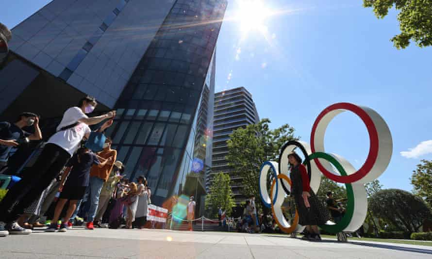 The opening ceremony of the Tokyo Olympics takes place later this week