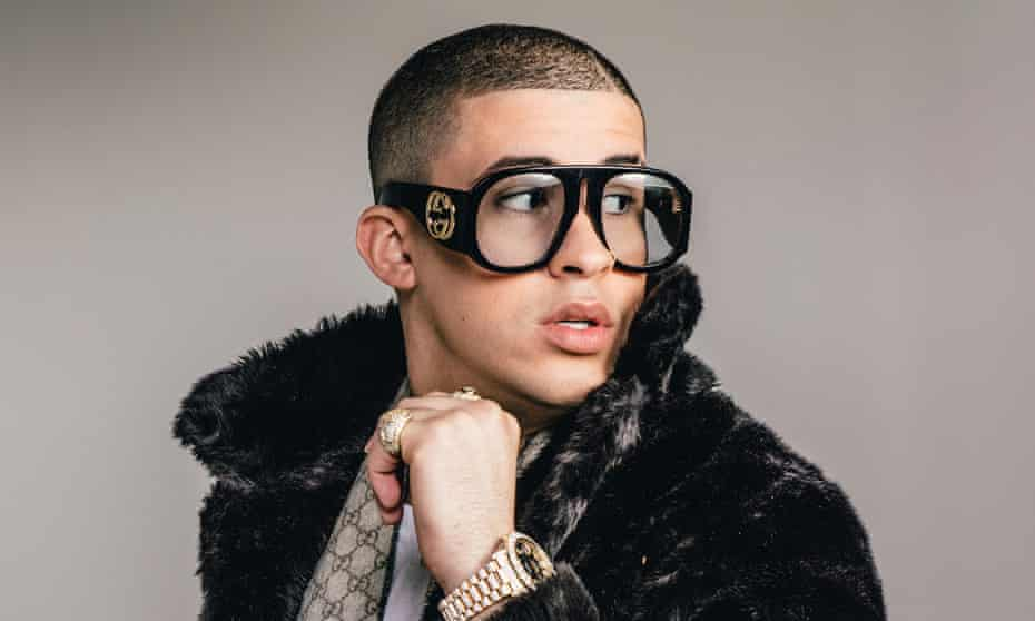 A musical breadth beyond any convenient label ... Bad Bunny.