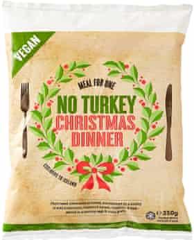 Iceland NoTurkey Christmas Dinner
