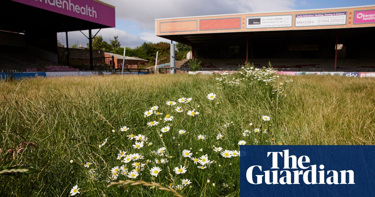 York City FC seeks relatives to find ashes buried under old pitch