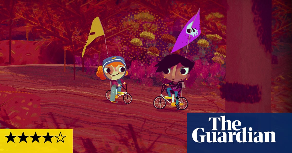 Knights and Bikes review – a tribute to friendship and long