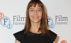 Kate Dickie at the launch of the survey