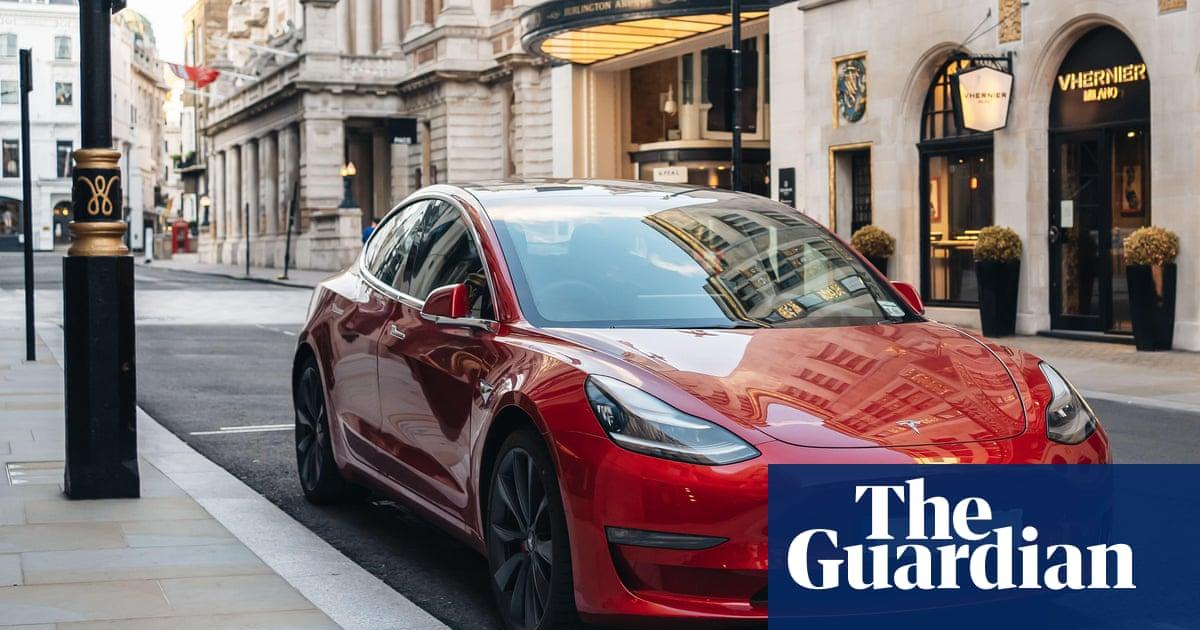 Tesla Model 3 becomes most popular battery electric car on UK roads