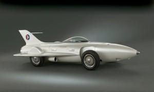 The General Motors Firebird I (XP-21), 1953.