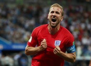 Two goals for the captain and England have started their campaign with a just about deserved victory.