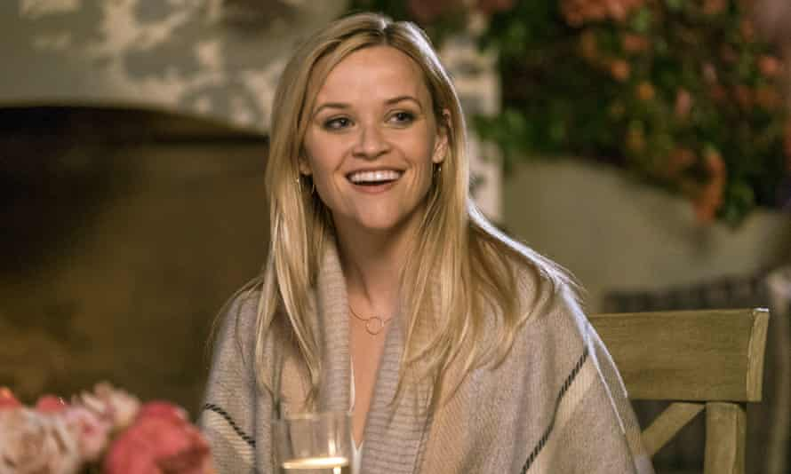 Witherspoon in her latest film Home Again.