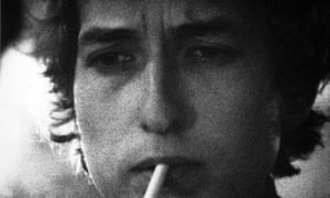 Bob Dylan in Don't Look Back