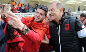 Gianni De Biasi has overseen a remarkable turnaround in Albania's footballing fortunes.