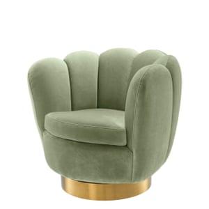 Eichholtz Mirage Chair, £1,090, sweetpeandwillow.com