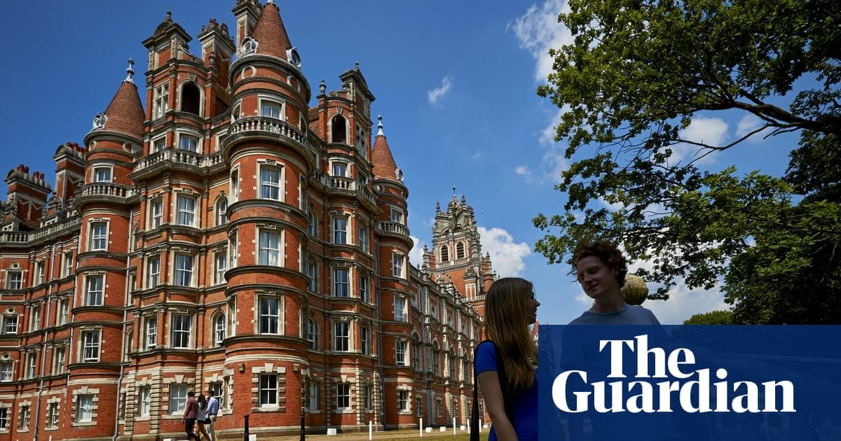 University guide 2020: Royal Holloway, University of London