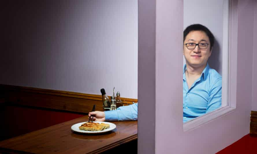 <strong>London: </strong>Silk Road's Jie Bai. Photograph: Pål Hansen for Observer Food Monthly