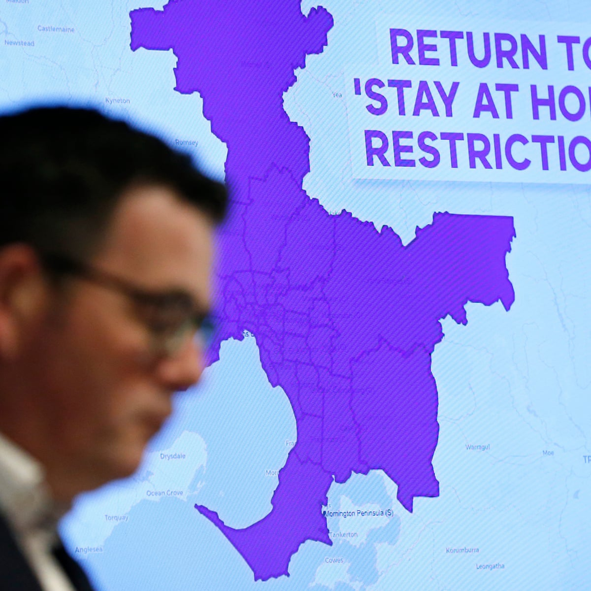 Victoria Announces Melbourne To Return To Lockdown As It Happened World News The Guardian