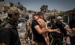 iraq s war damaged children need specialist help to heal their
