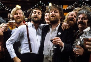 On the ITV special Chas & Dave's Christmas Knees Up in 1982