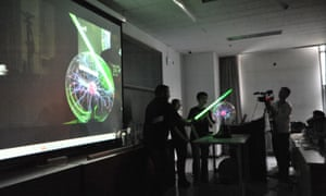 The Bonn Physics Show in China