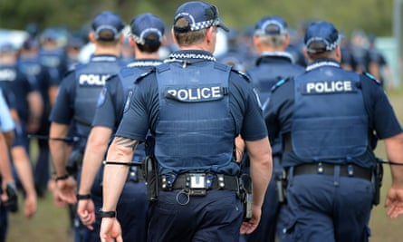 There remain significant concerns about the Queensland police's opaque approach to data protection.