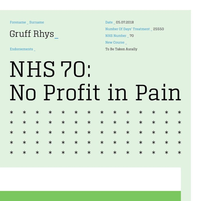 My Song For The Nhs Is A Reminder To Fight Privatisation Tooth And