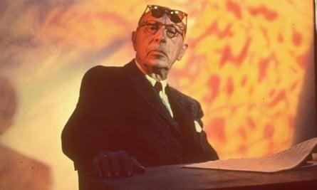 The rite stuff ... Igor Stravinsky.