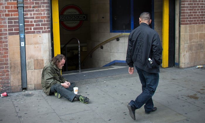 550c12e36ce3 Homeless in Britain I graduated with honours – and ended up on the streets  Cities The ...