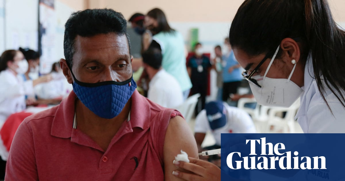 How wealthy nations are creating a 'vaccine apartheid'