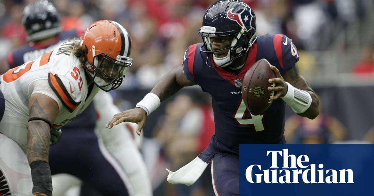 4ca4703911d Deshaun Watson  the rise and stunning fall of the NFL s most exciting player